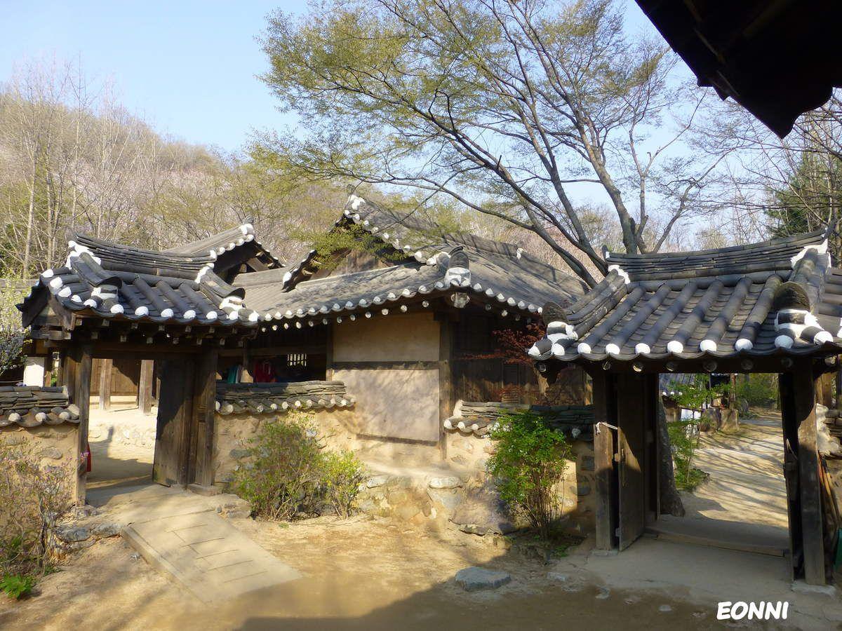 Road trip près de Séoul