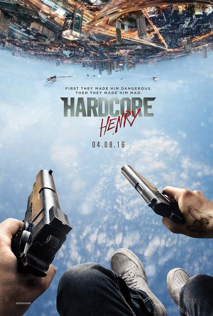 Hardcore Henry de Ilya Naishuller avec Sharlto Copley