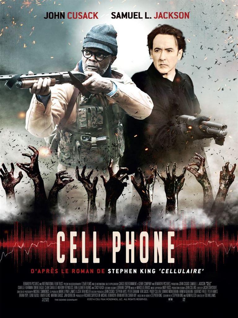 Cell Phone de Tod Williams avec John Cusack, Samuel L. Jackson et Isabelle Fuhrman.
