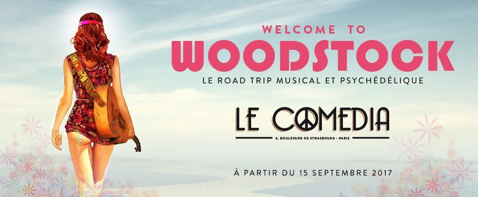 Welcome To Woodstock: le staged concert hippie