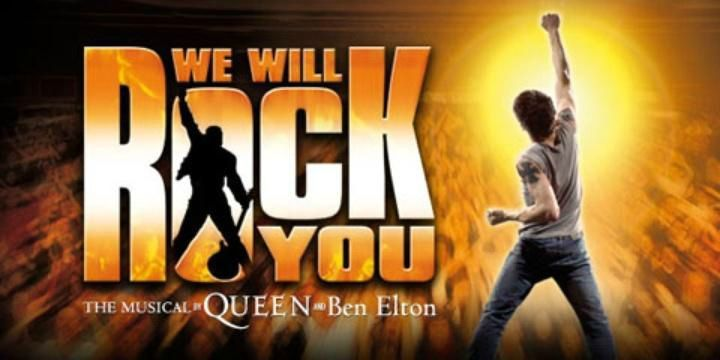 We Will Rock You au Casino de Paris