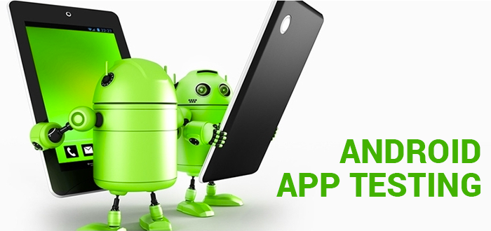 android mobile app testing