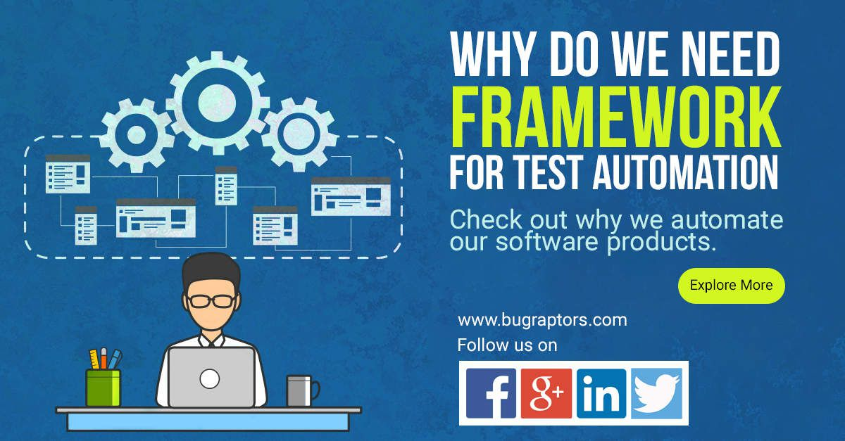 why we need test automation