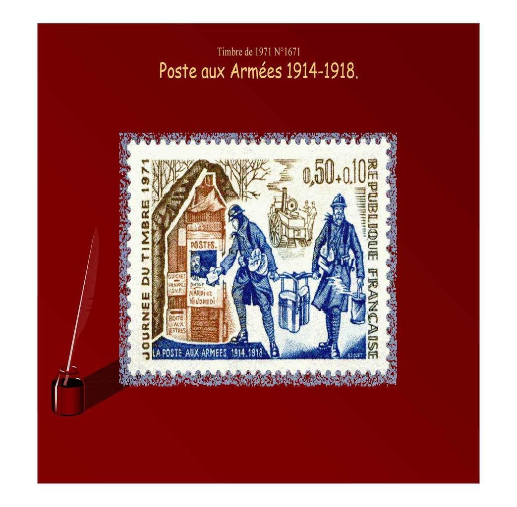 Histoire du courrier postal