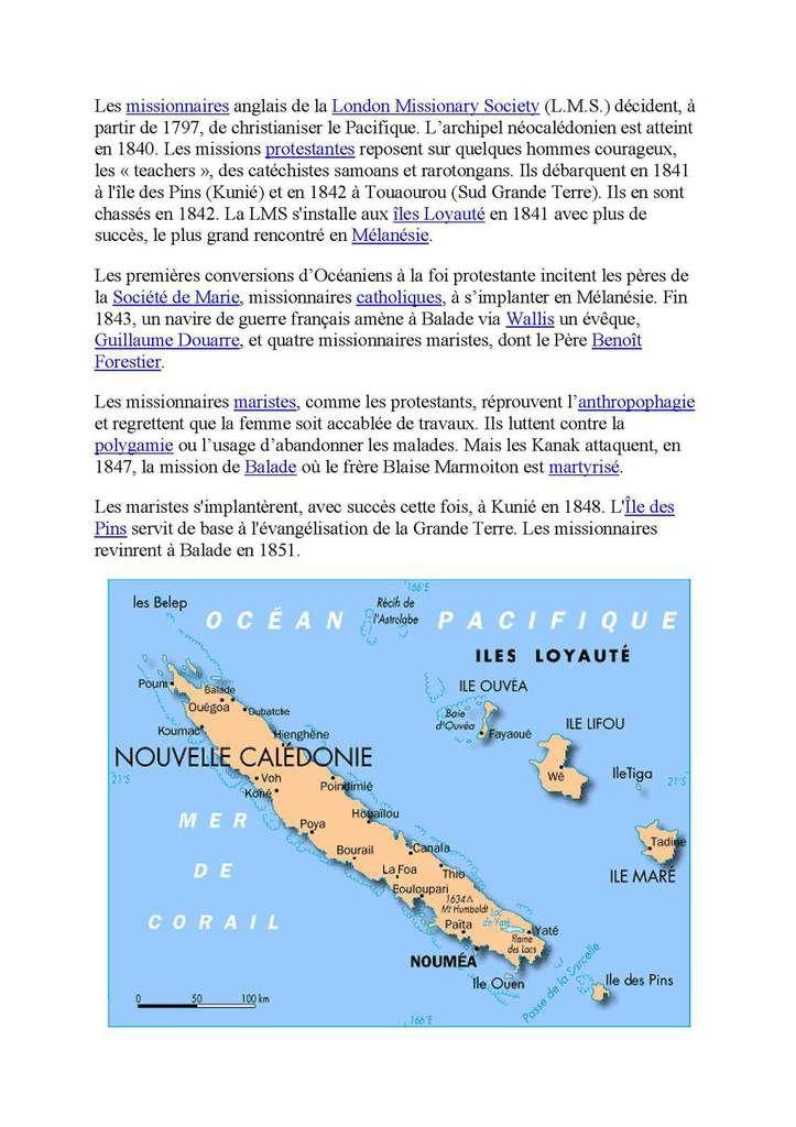 Nouvelle Calédonie 1