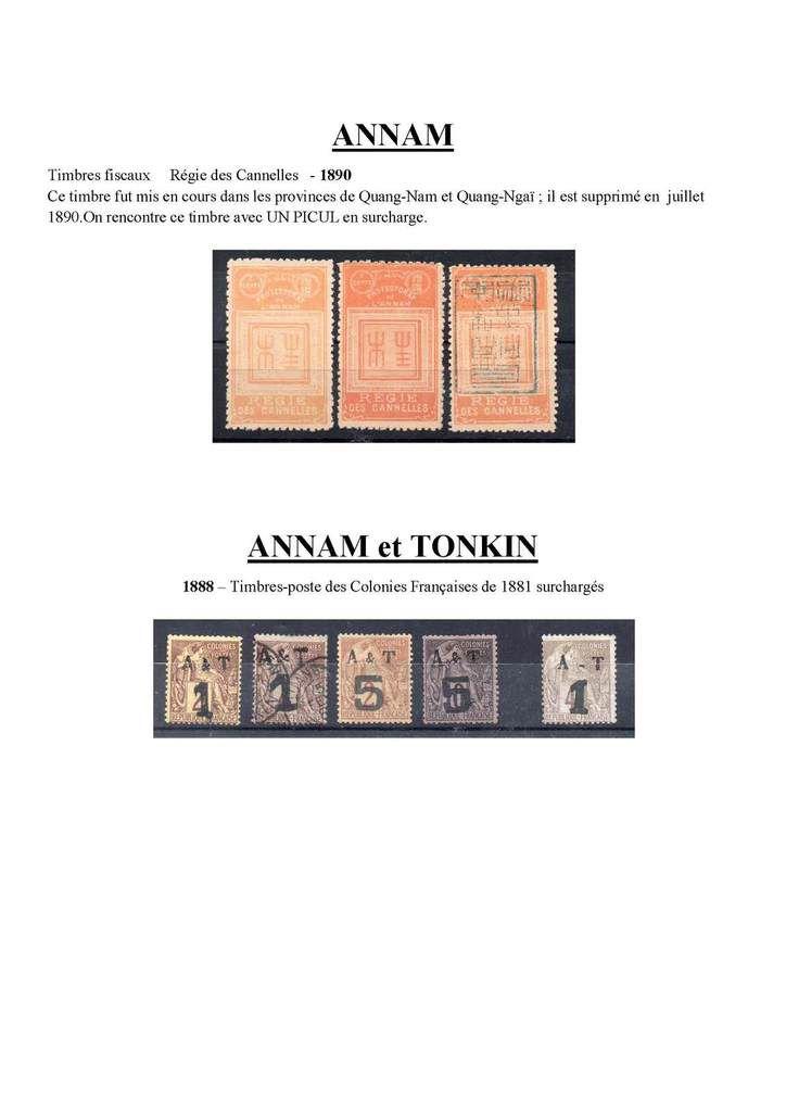 Les timbres que vous pouvez trouver 1