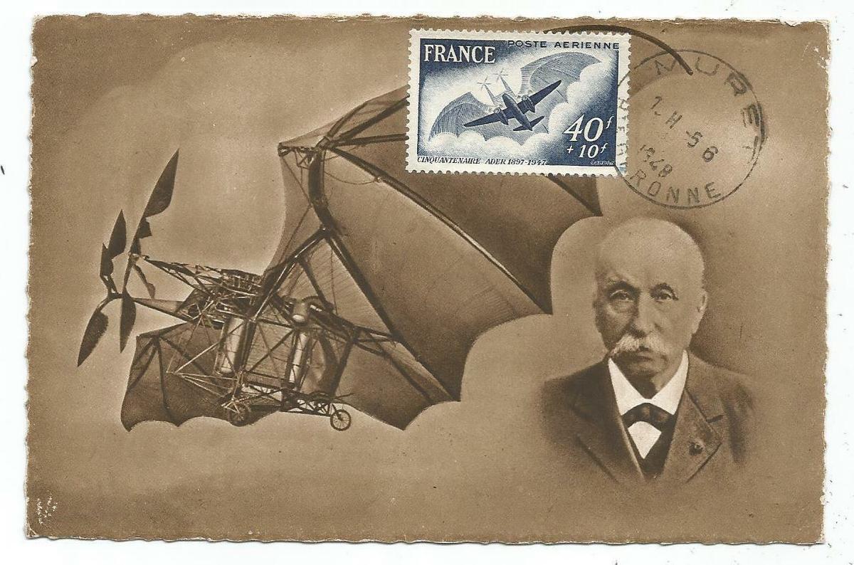 Timbres de poste aérienne de France 3ème partie