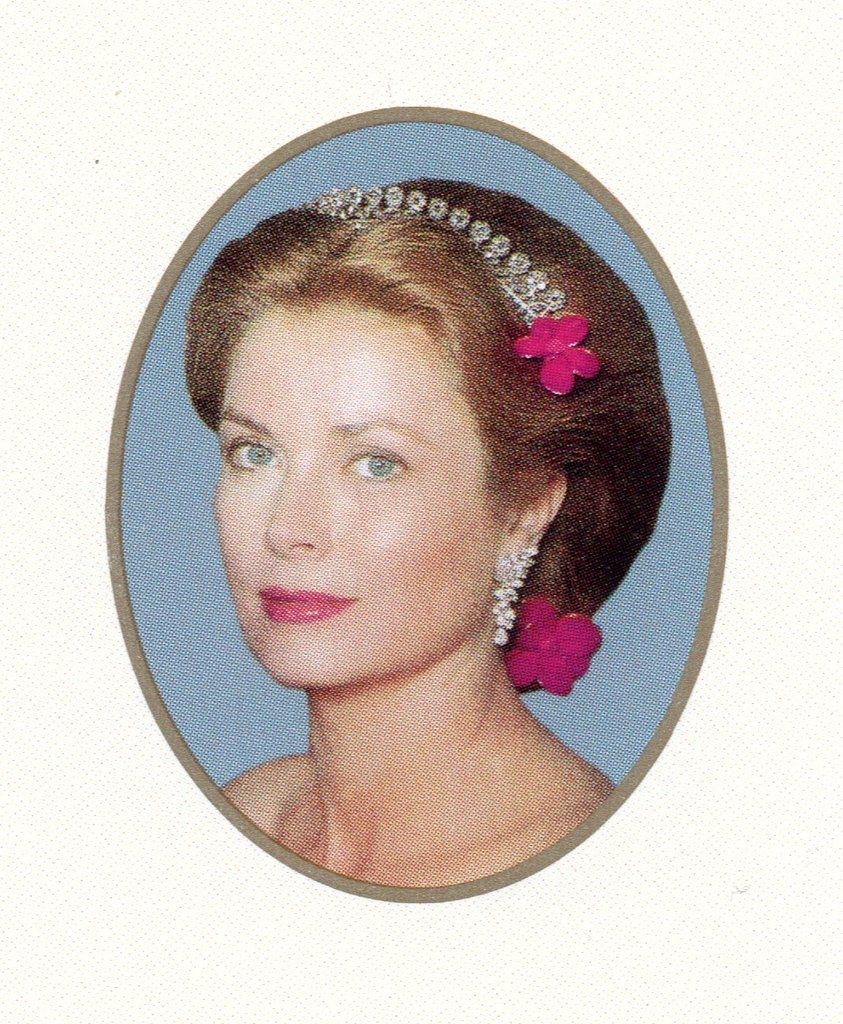 Mariage de Son Altesse Sérénissime Monseigneur Rainier III Prince Souverain de Monaco