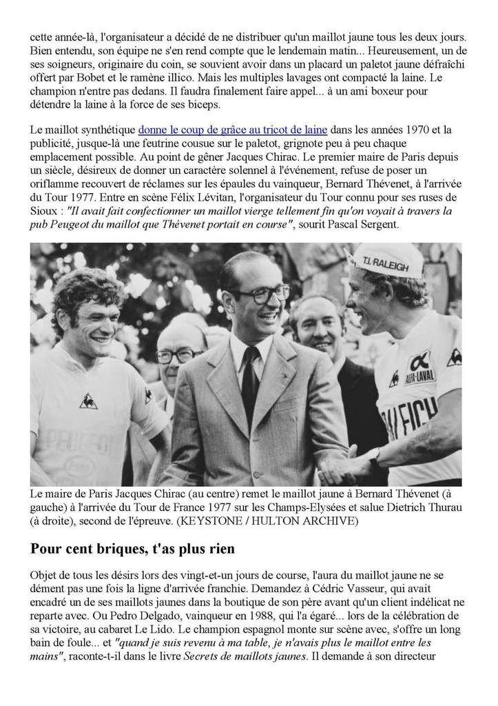 Le Tour de France cycliste