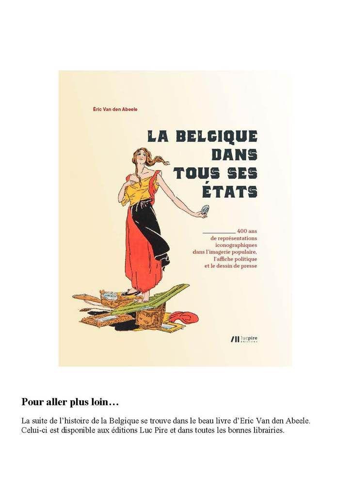Noble Belgique  Belgique France  Cartophilie Iconographie
