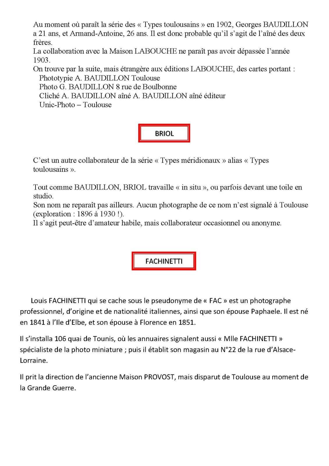 Cartes postales LABOUCHE frères article 2
