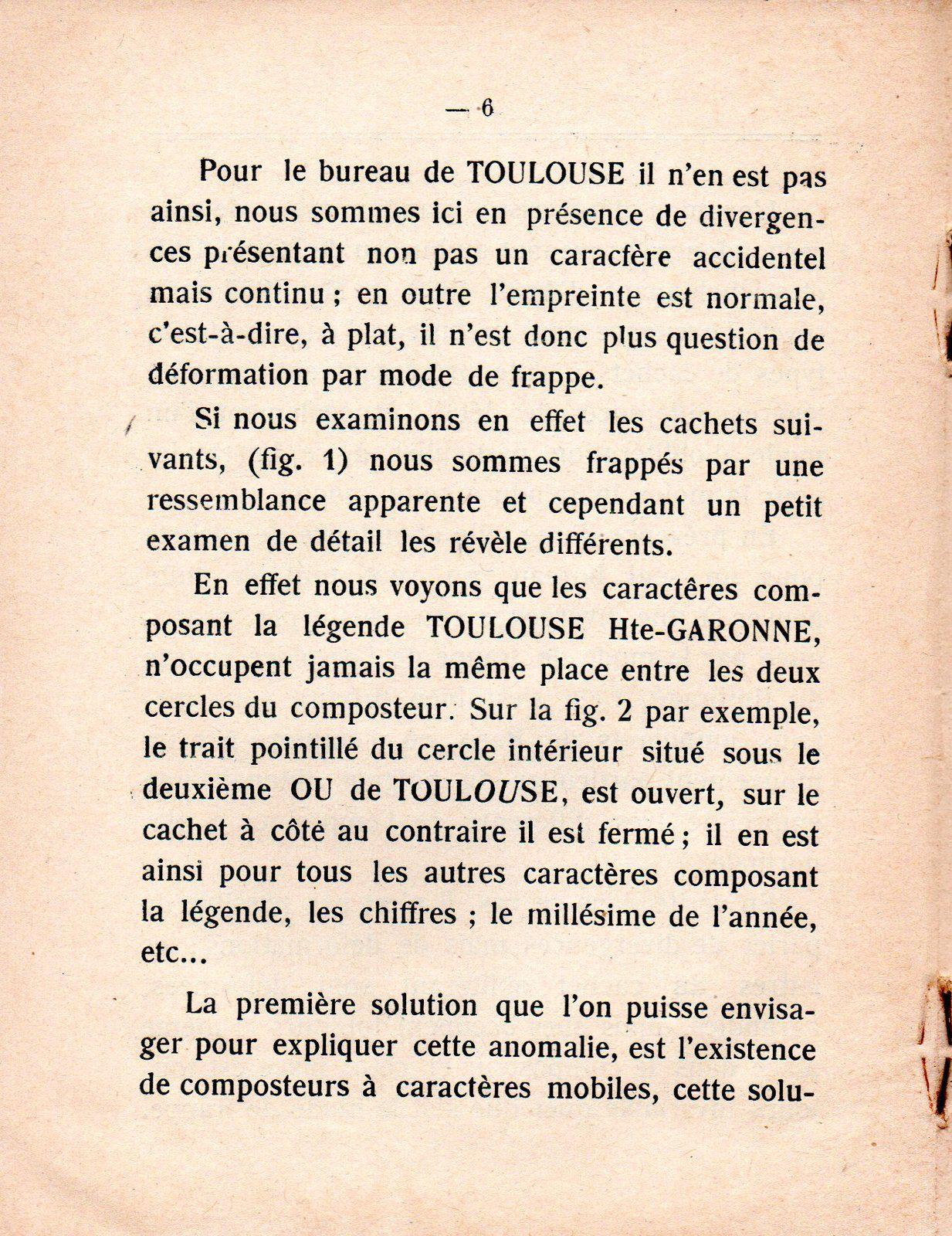 Une énigme philatélique ouvrage de M. André Gély