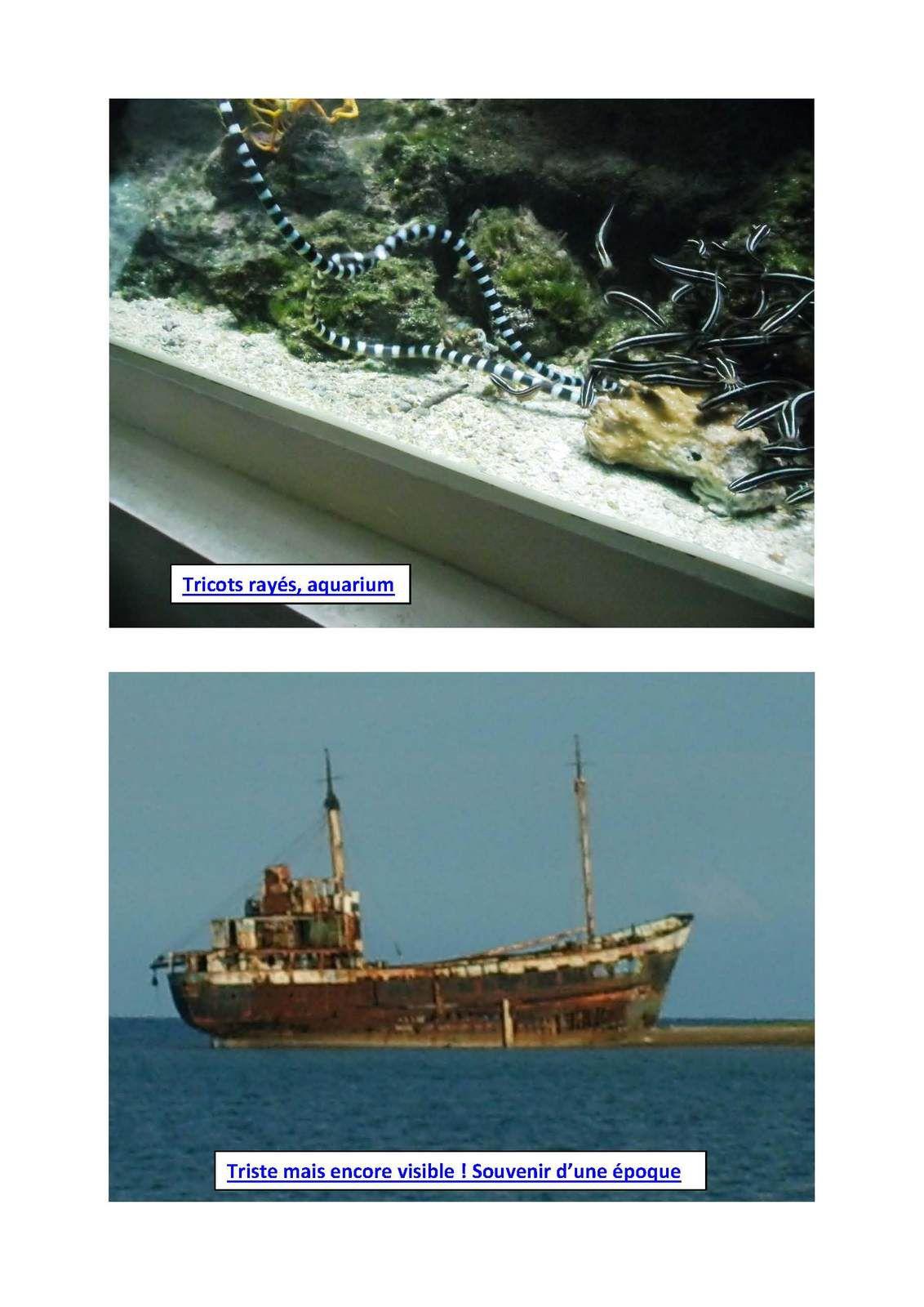 Nouvelle-Calédonie Histoire / Géographie et photographies