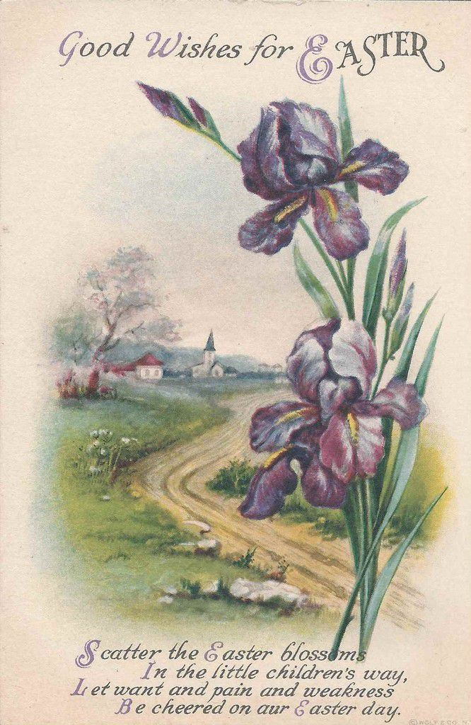 975 - GOOD WISHES FOR EASTER
