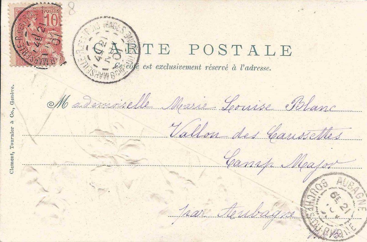 1080 - 26.11.1901 - RECTO/VERSO