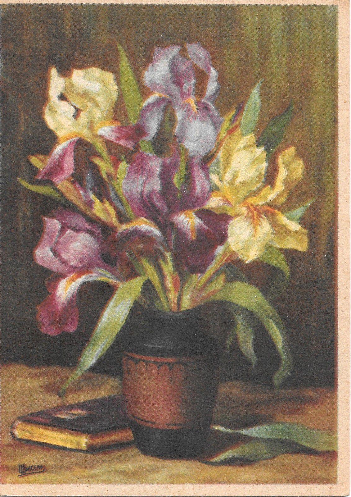 iris 1757 - peint par L. Manceau ????