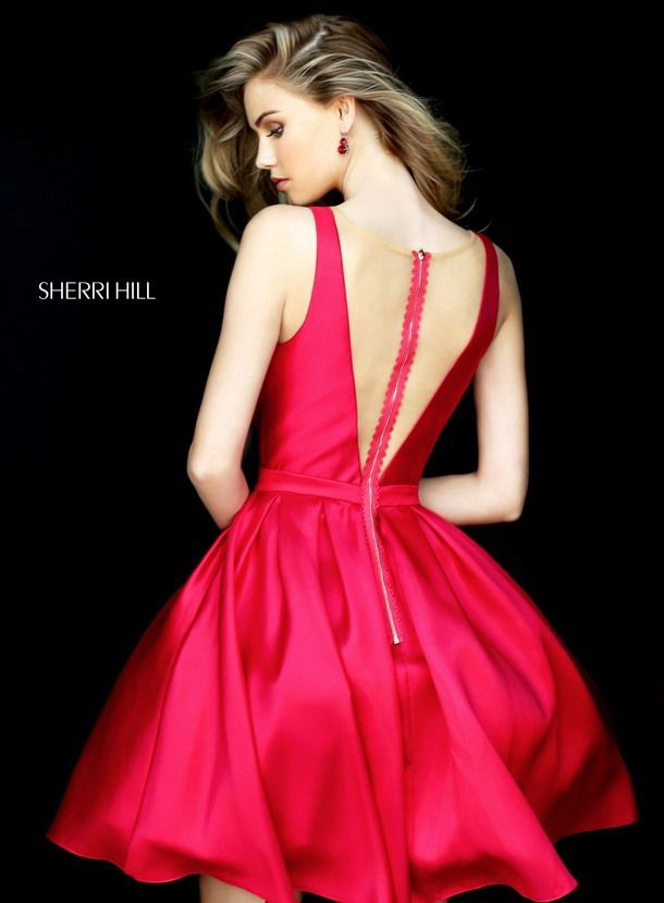 50388198e5d7 for http://www.promdressoutletshop.com/homecoming-dress-2017-c-10.html.  Shown in: Red Back Style: Back Zipper Length: Short, 17