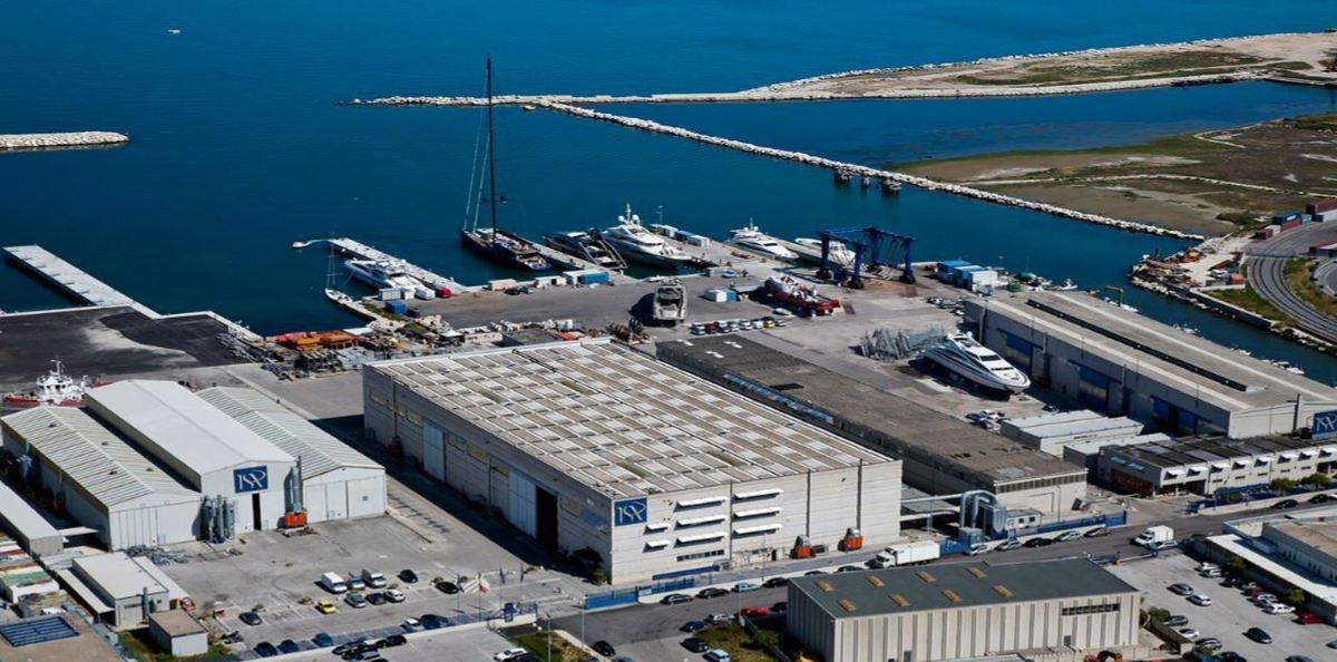 Isa Yachts enters Palumbo Group