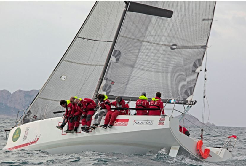 The Jeanneau Sun Fast 3600 named IRC Boat of the Year 2016