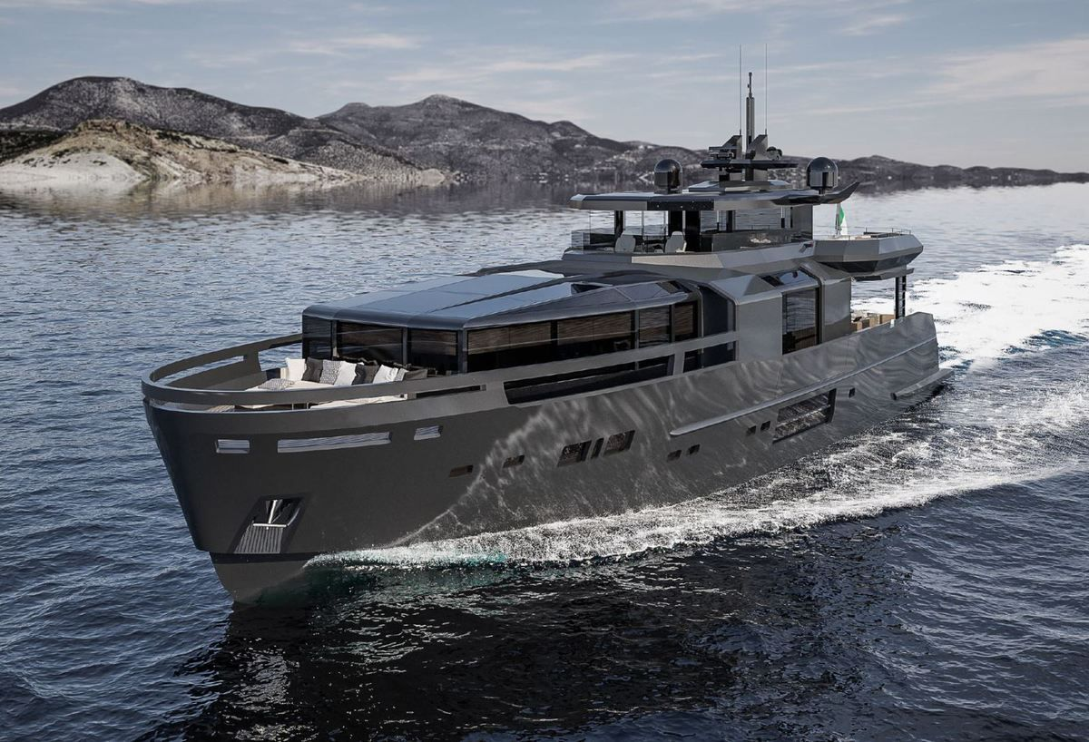 Arcadia Yachts reinvents itself