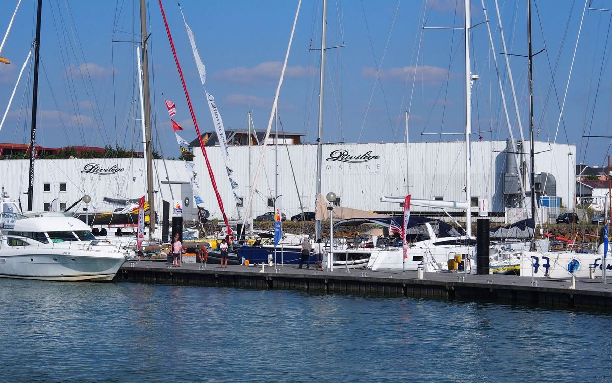 Multihulls - Privilège Marine shipyard bought by the German group HanseYachts
