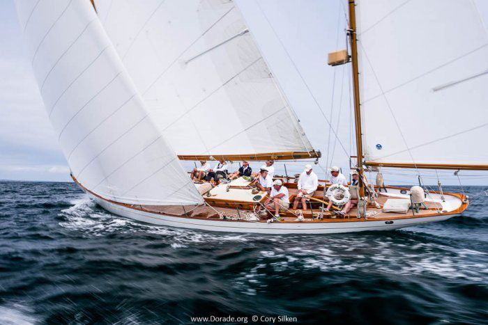 Hong-Kong - Famous Yacht Dorade to Compete in 2018 Rolex China Sea Race