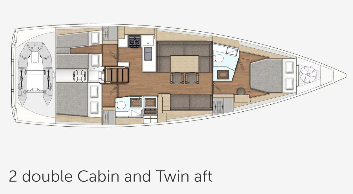 SCOOP - Danish shipyard X-Yachts announces the new  X4⁹