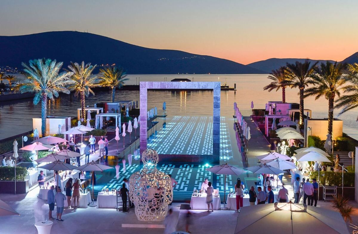 Porto Montenegro hosts 5th SuperWine festival