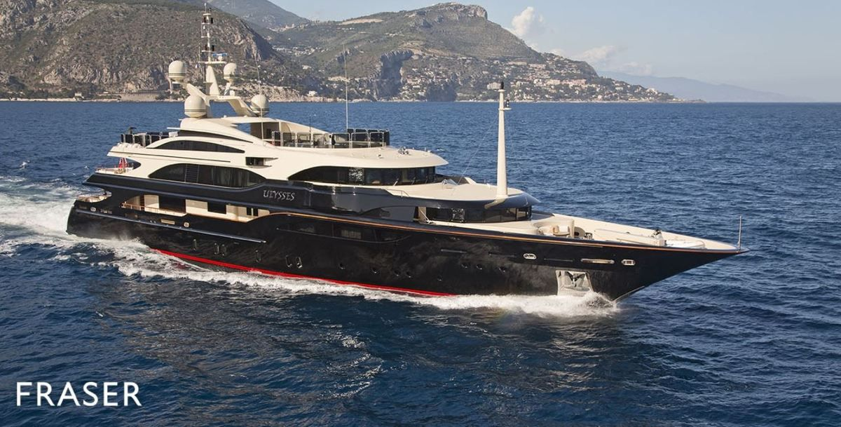 Azimut Yachts takes full control of Fraser