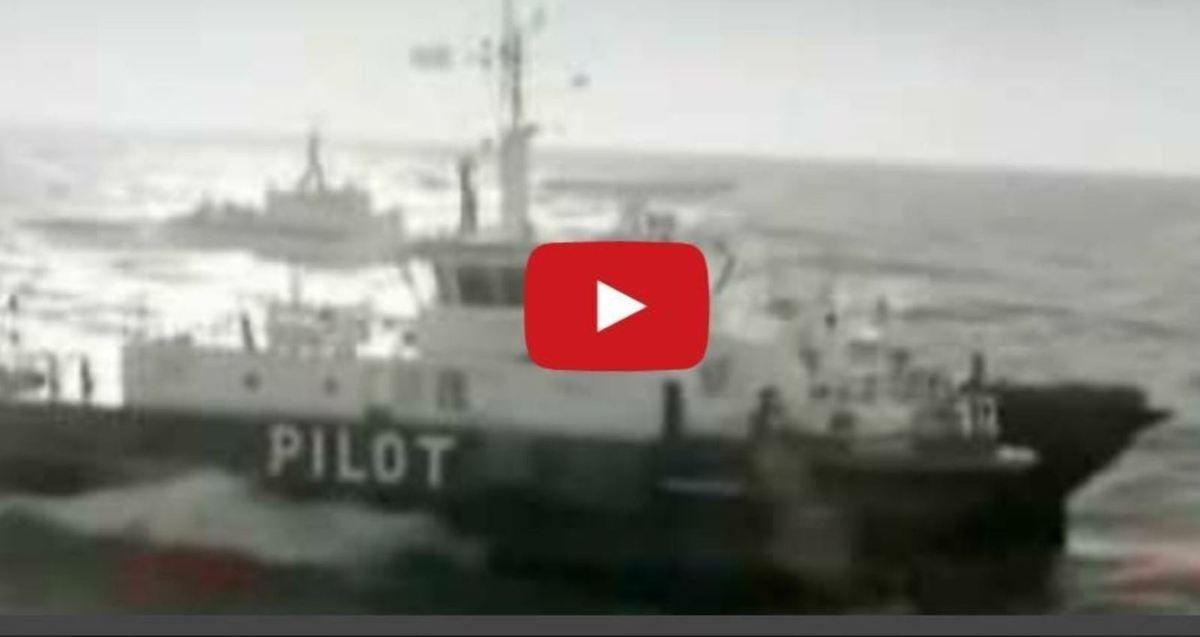 VIDEO - SWATH Technology Catamarans, Boats that erase Waves