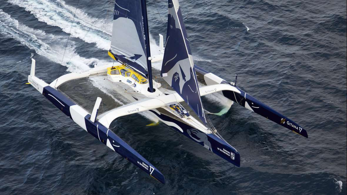 Transat Jacques Vabre - Heading for the Tradewinds