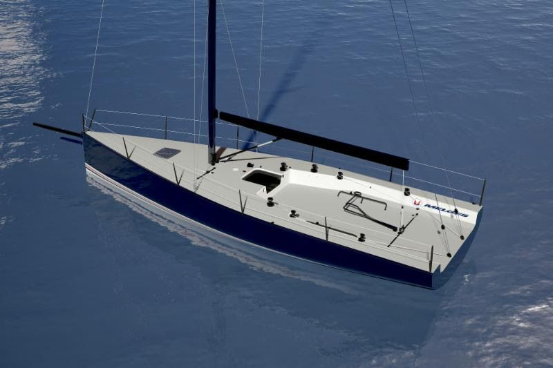 Canada's Cup Chooses the IC37 by Melges to Ring in a New Era