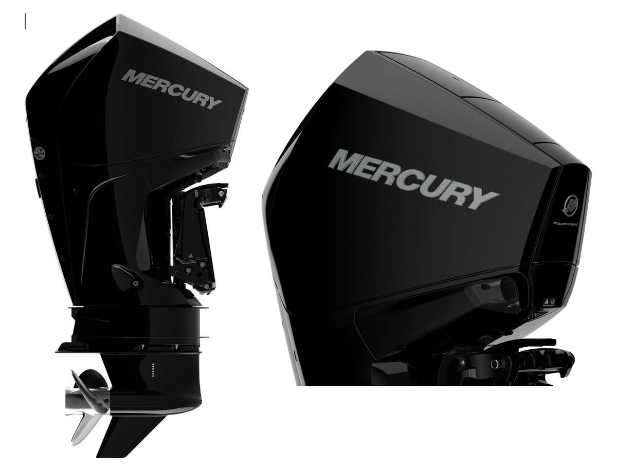 Mercury Marine wins Innovation Award for all-new 3.4L V-6 FourStroke outboard lineup