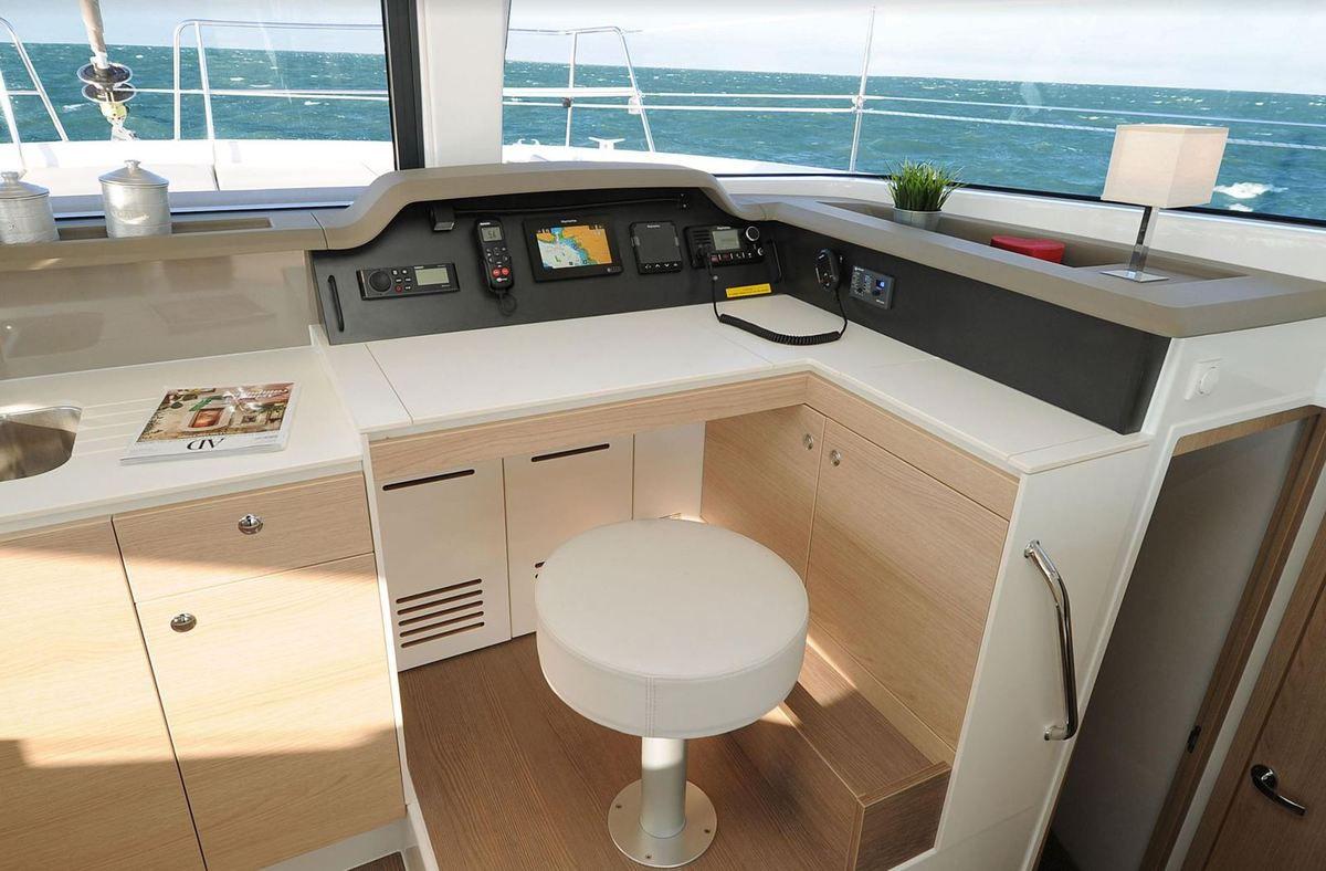Scoop Photos - with Bali 4.1, Bali Catamaran Builder Pursues Innovation