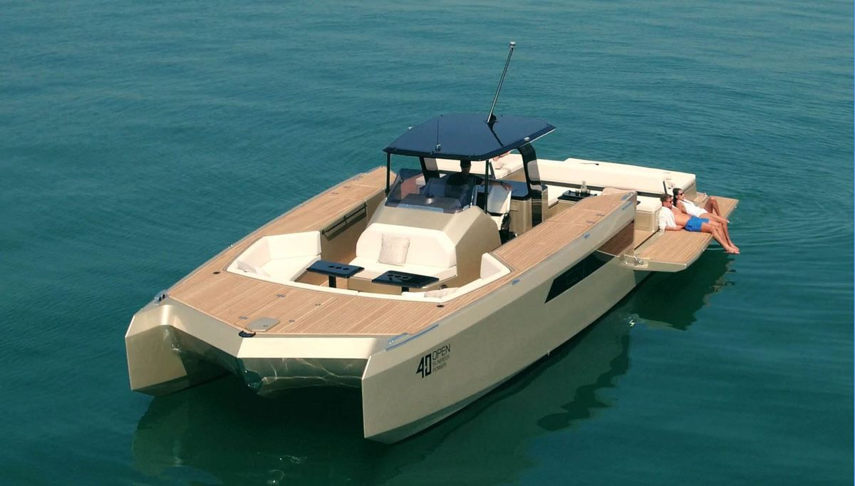 Sunreef Yachts, Jean Boulle Luxury and Awlgrip by AGL Marine Announce the World's First Diamond Coated Multihull Yacht