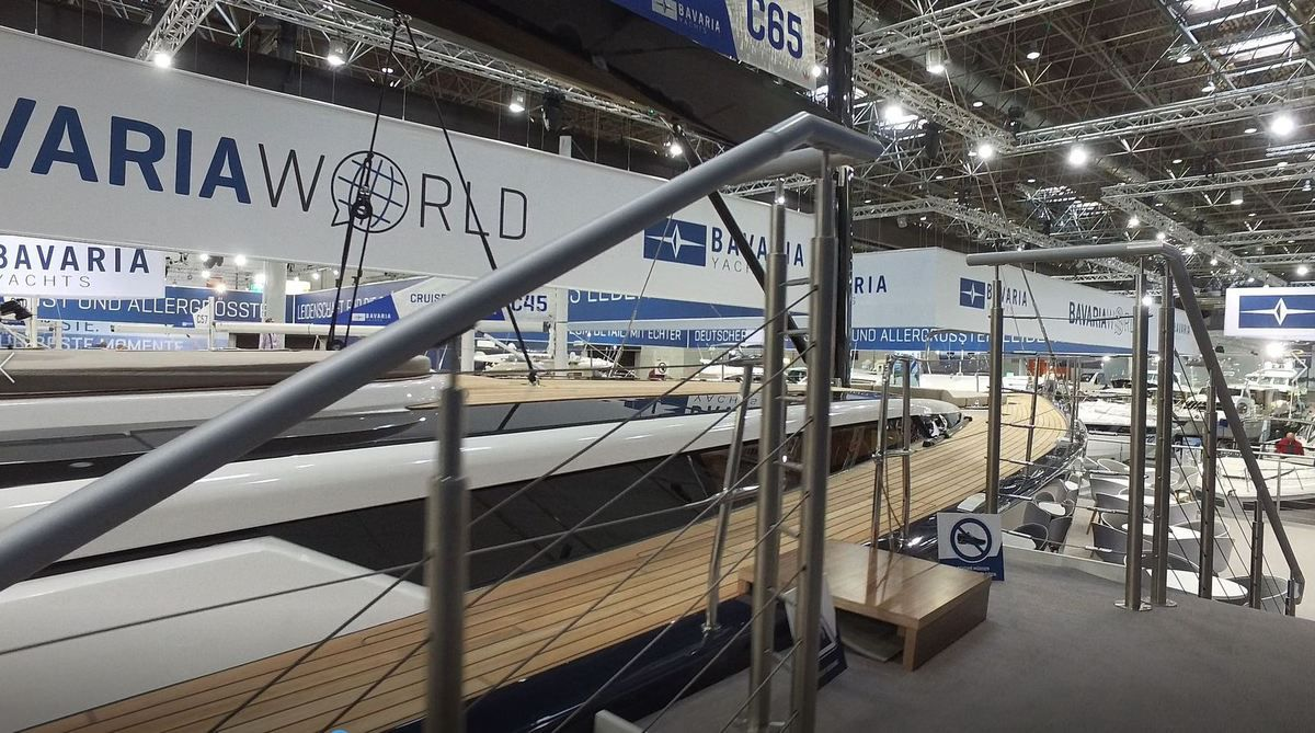 Last Minute - Bavaria, European Nautical Leader No. 2 Placed in Receivership at the  Beginning of the Week