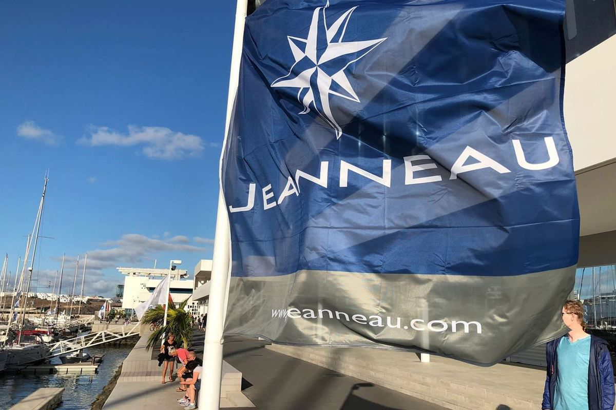 Jeanneau, Team Partner of the Rallye des Iles du Soleil for the Second Year in a Row