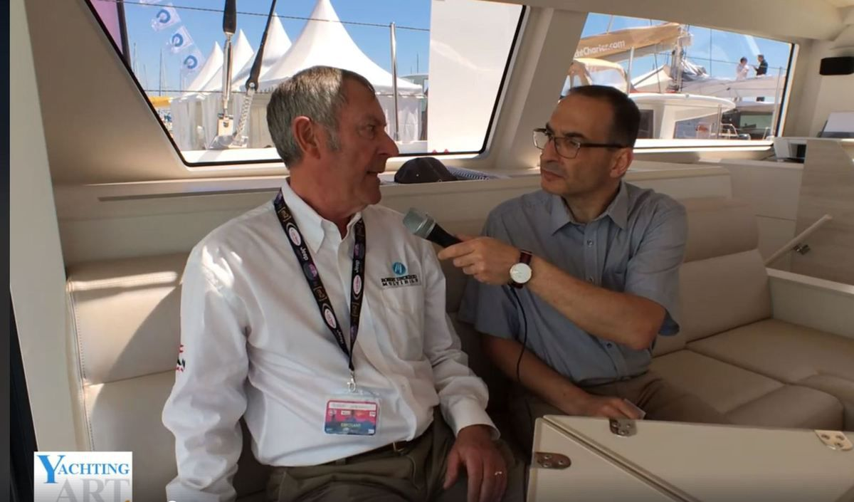 Video - First présentation of the new Catana 53