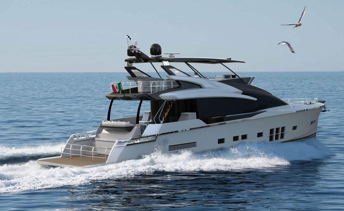 Adler starts construction of the first superyacht Suprema X
