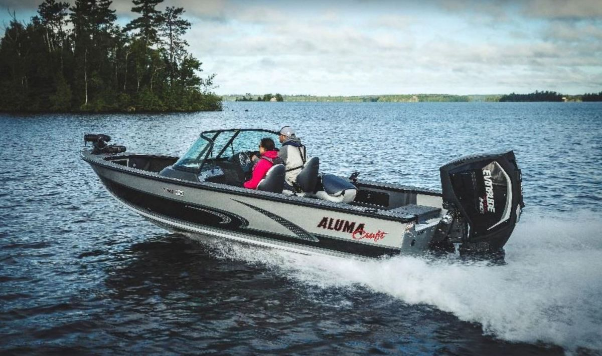 BRP (Evinrude) enters boat construction, by acquiring US Alumacraft Boat company