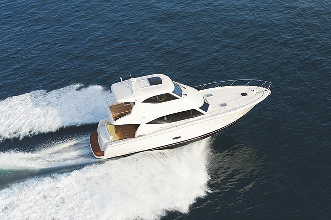 Maritimo to bring new M51 and M59 yachts to the Cannes Yachting Festival 2018