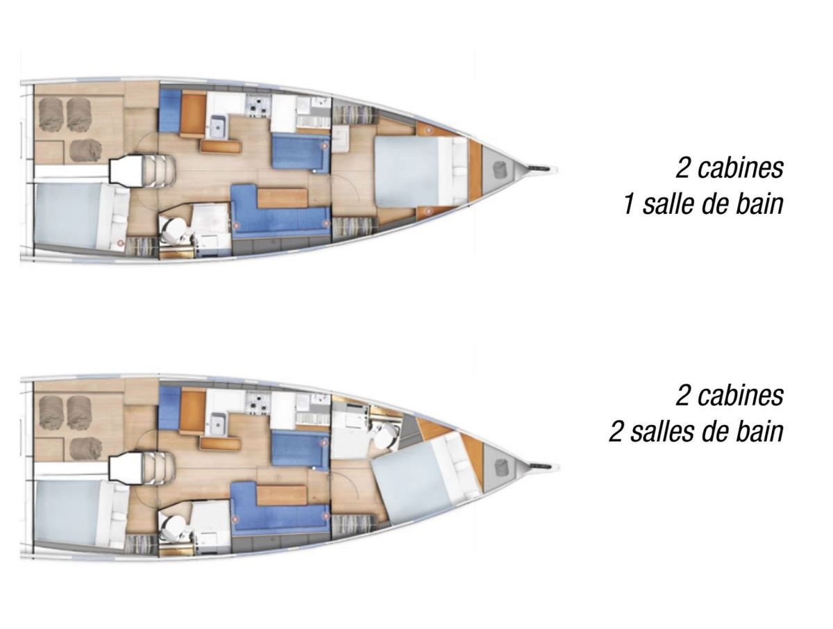 Jeanneau launches the new Sun Odyssey 410