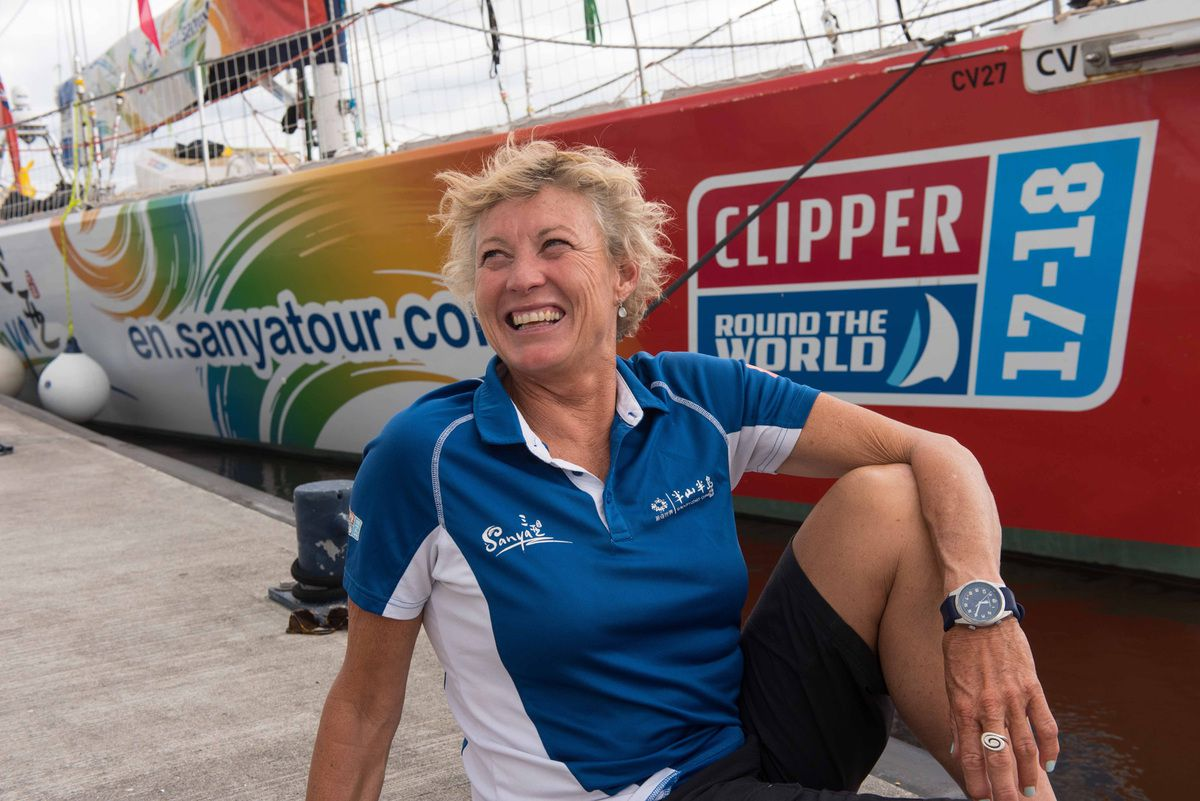 History made as clipper race skipper becomes first woman to win round the World Yacht Race