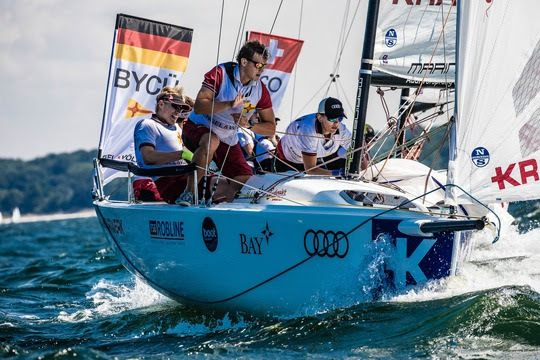 Young Germans Win Youth Sailing Champions League in Travemuende