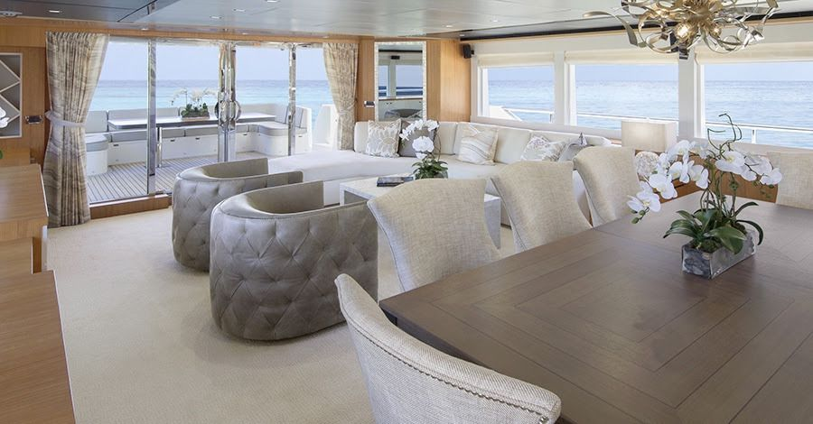 Johnson Yachts to present a unique 93-foot superyacht