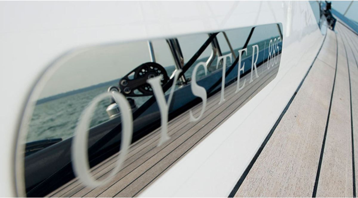 After bankruptcy, a new owner for Oyster Yachts