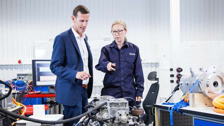 Volvo Penta sets 2021 as deadline to introduce electric power