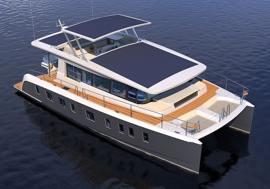 Silent 55 world debut at Cannes Yachting Festival 2018