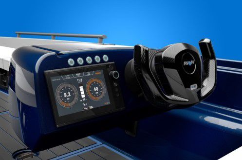 Avon (Zodiac Nautic Group) & Torqeedo launch a 100% electric tender: the eJET 450