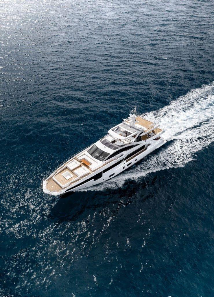Azimut Yachts at the Monaco Yacht Show 2018